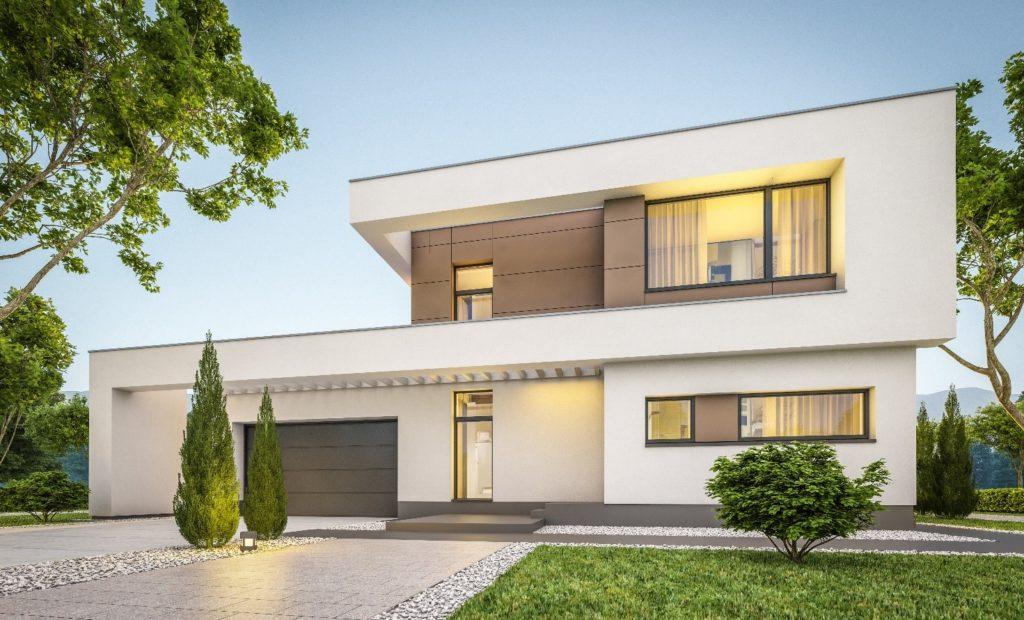 Moderne nieuwbouw woning bouwen bij NB Projects